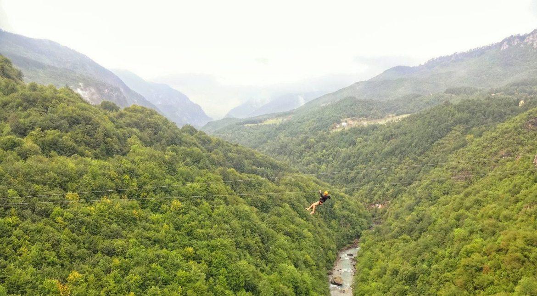 Tyrolka Wąwóz Tary Czarnogóra
