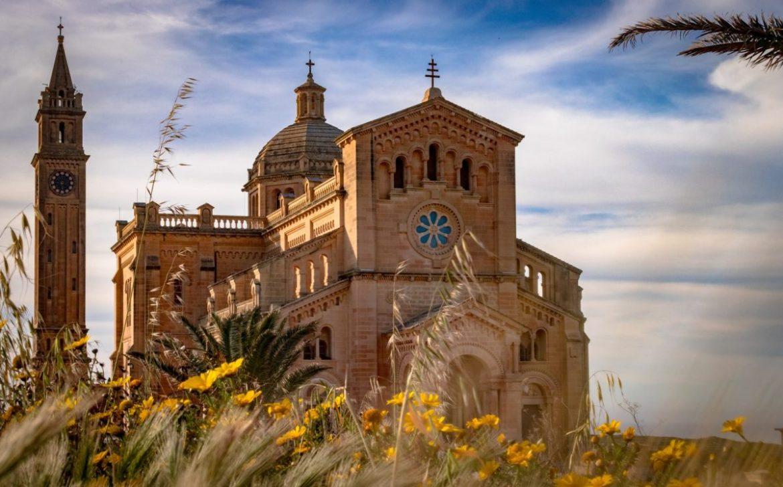 Kościół Ta' Pinu gozo