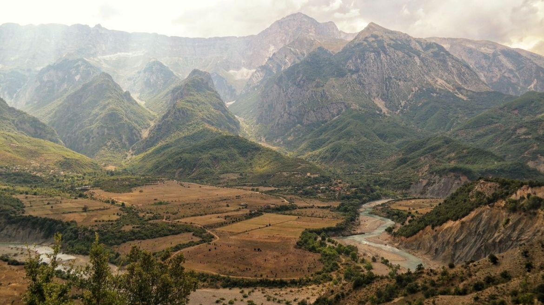 Albania Góry Co zwiedzić w Albanii