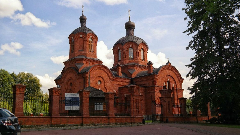 Cerkiew św. Mikołaja w Białowieży