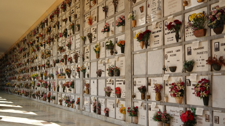 Cimitero Monumentale Cmantarz Bergamo