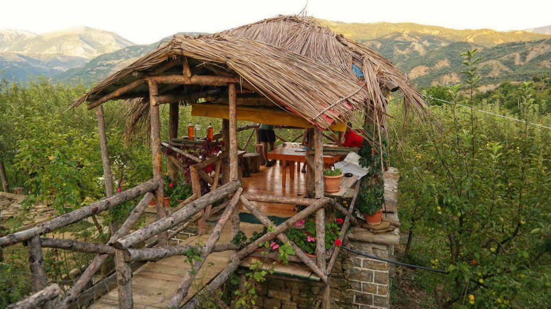 Góry Albania restauracja co zobaczyć w Albanii