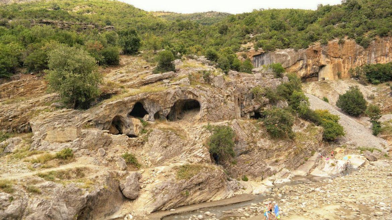 Kanion Lengerica Albania Co zobaczyć w Albanii