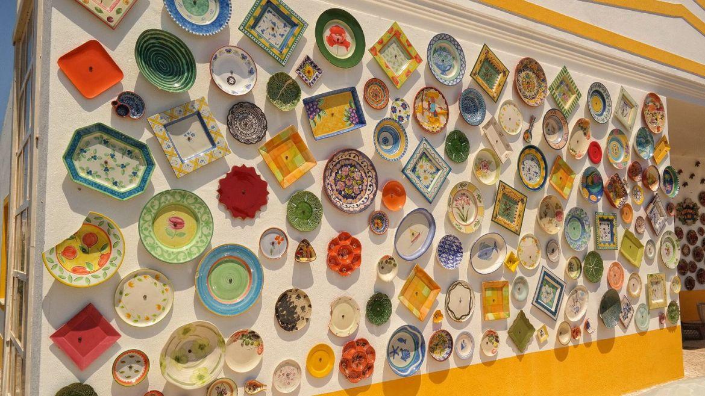 Ceramika sklep Algarve Sagres Portugalia