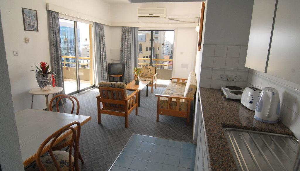 Sunflower Hotel Cypr Larnaka gdzie nocować na cyprze 2