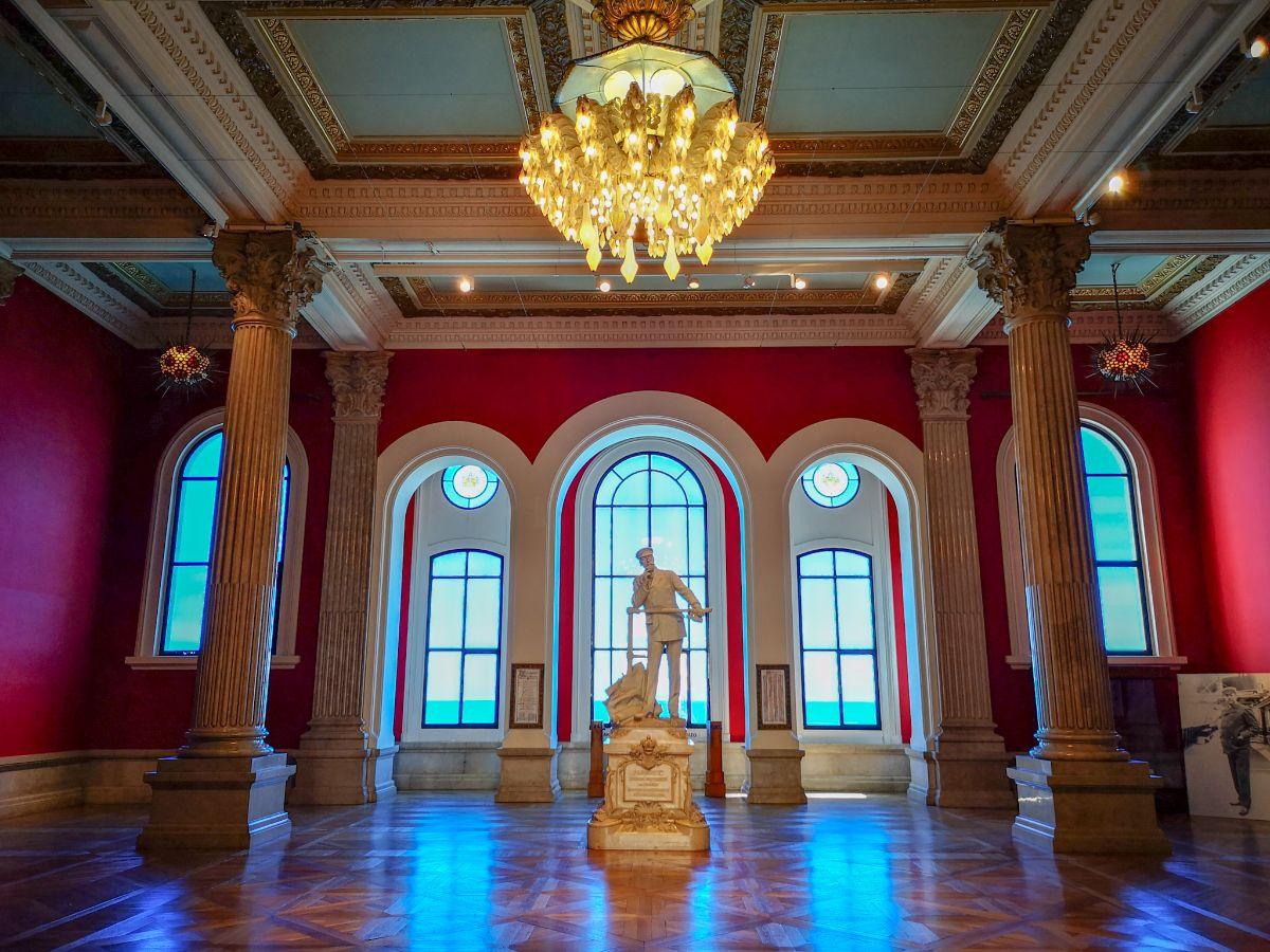 Monako co zwiedzić i zobaczyć w Monako monaco oceanarium  albert I