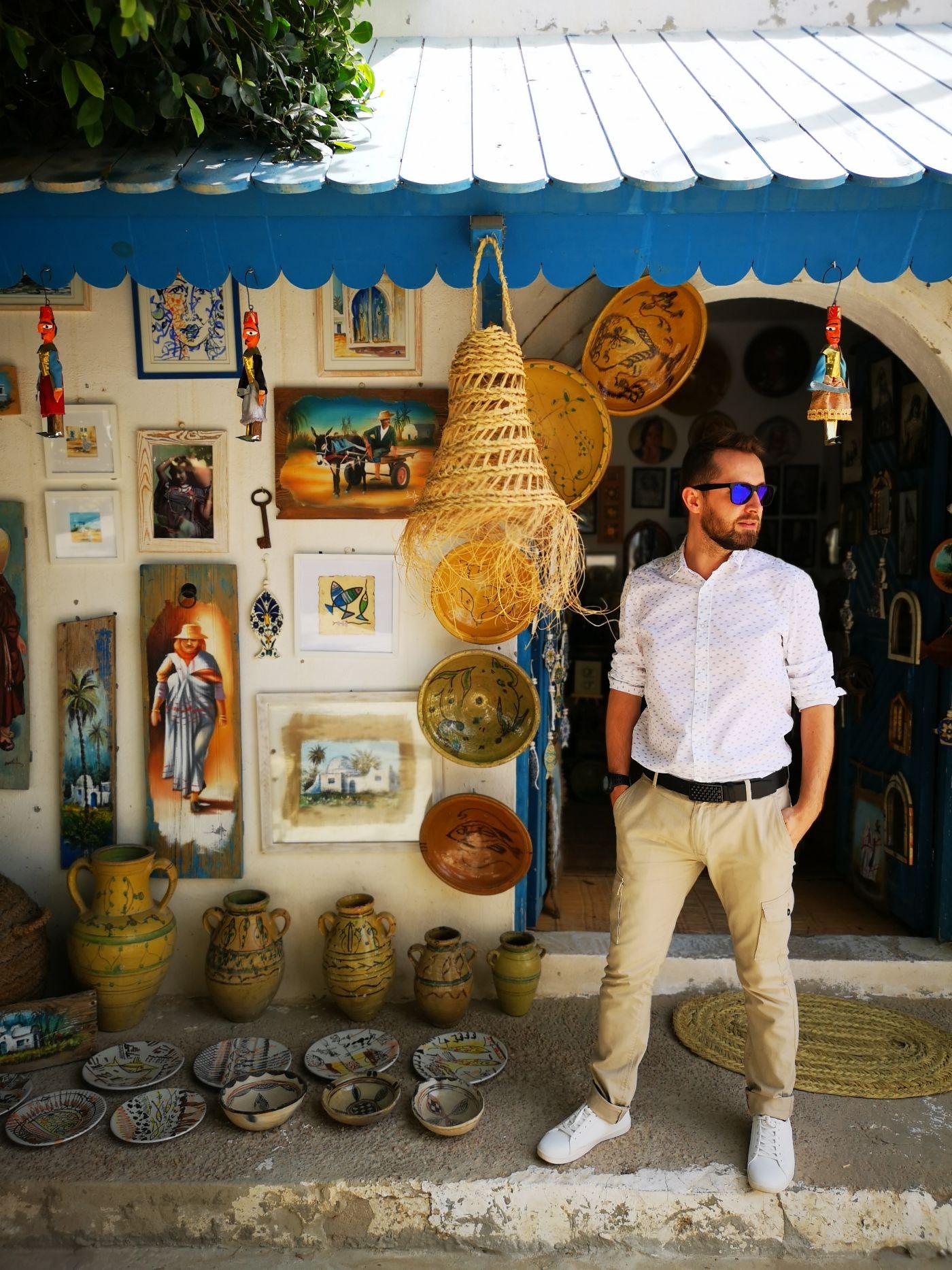 Djerbahood drzwi djerba tunezja model