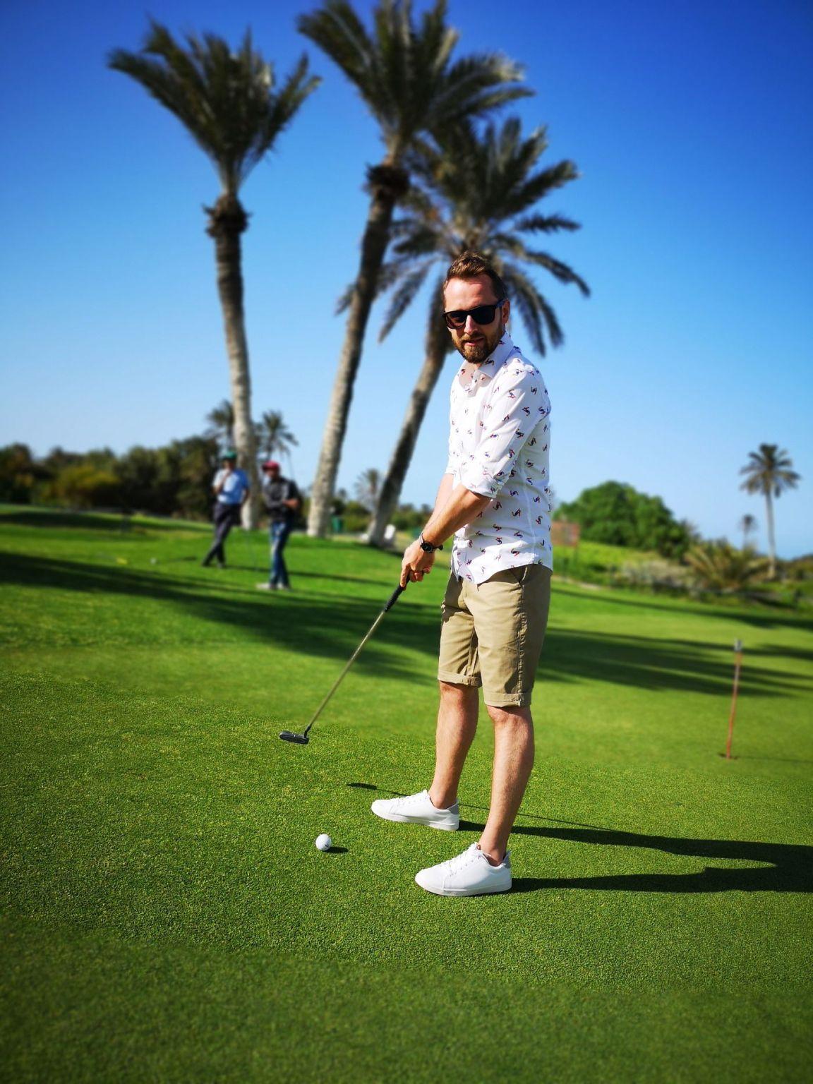 golf pole golfowe djerba
