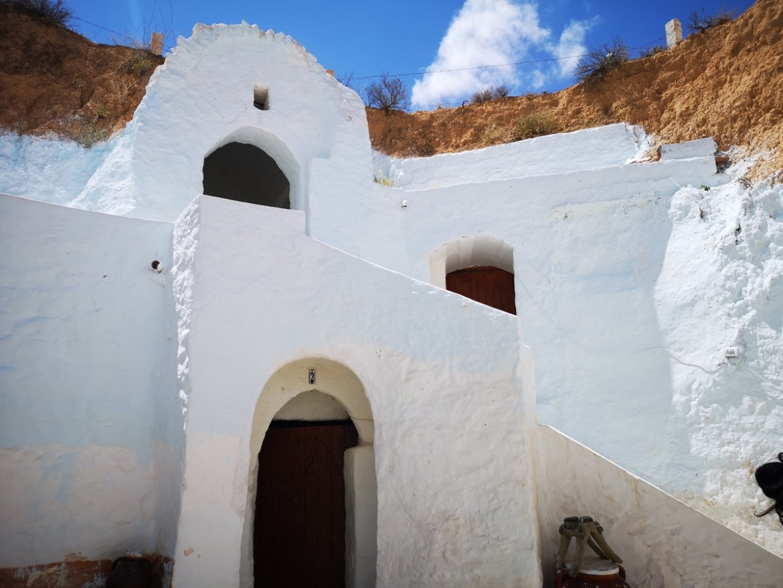 dom troglodytów matmata tunezja