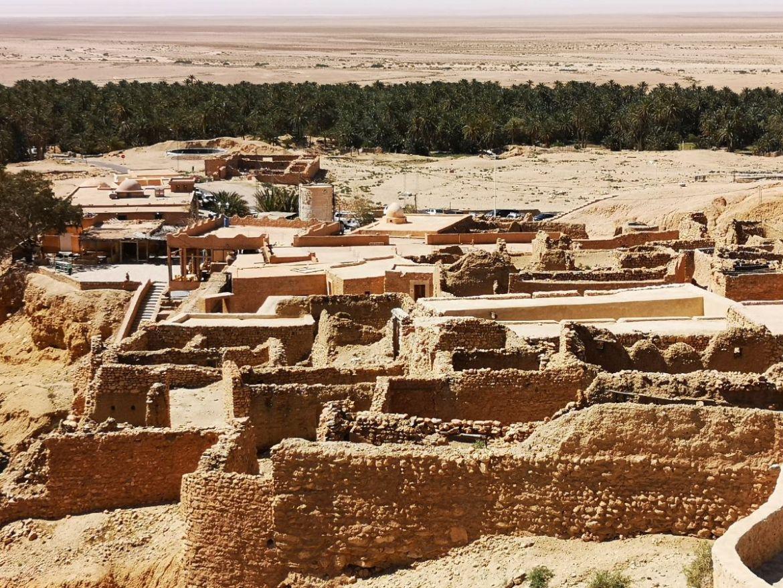 szebika chebika tunezja pustynia