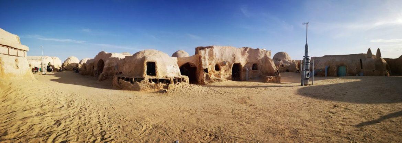 tatooine panorama gwiezdne wojny