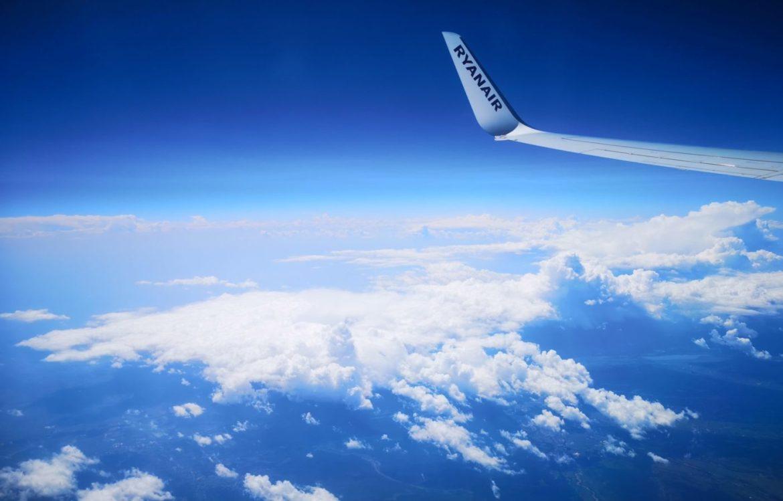 Samolot Ryanair kraków amman jordania loty
