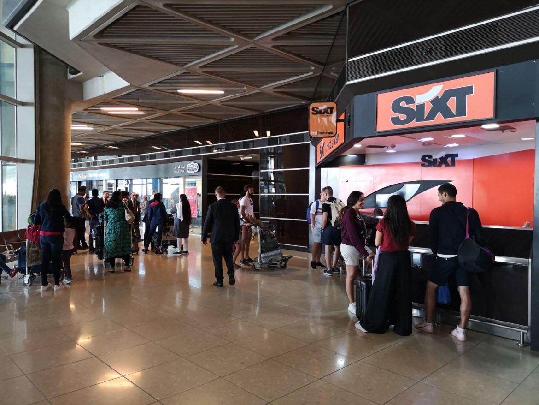 sixt wypożyczalnia samochodów jordania amman lotnisko wynajęcie samochodu.jpg