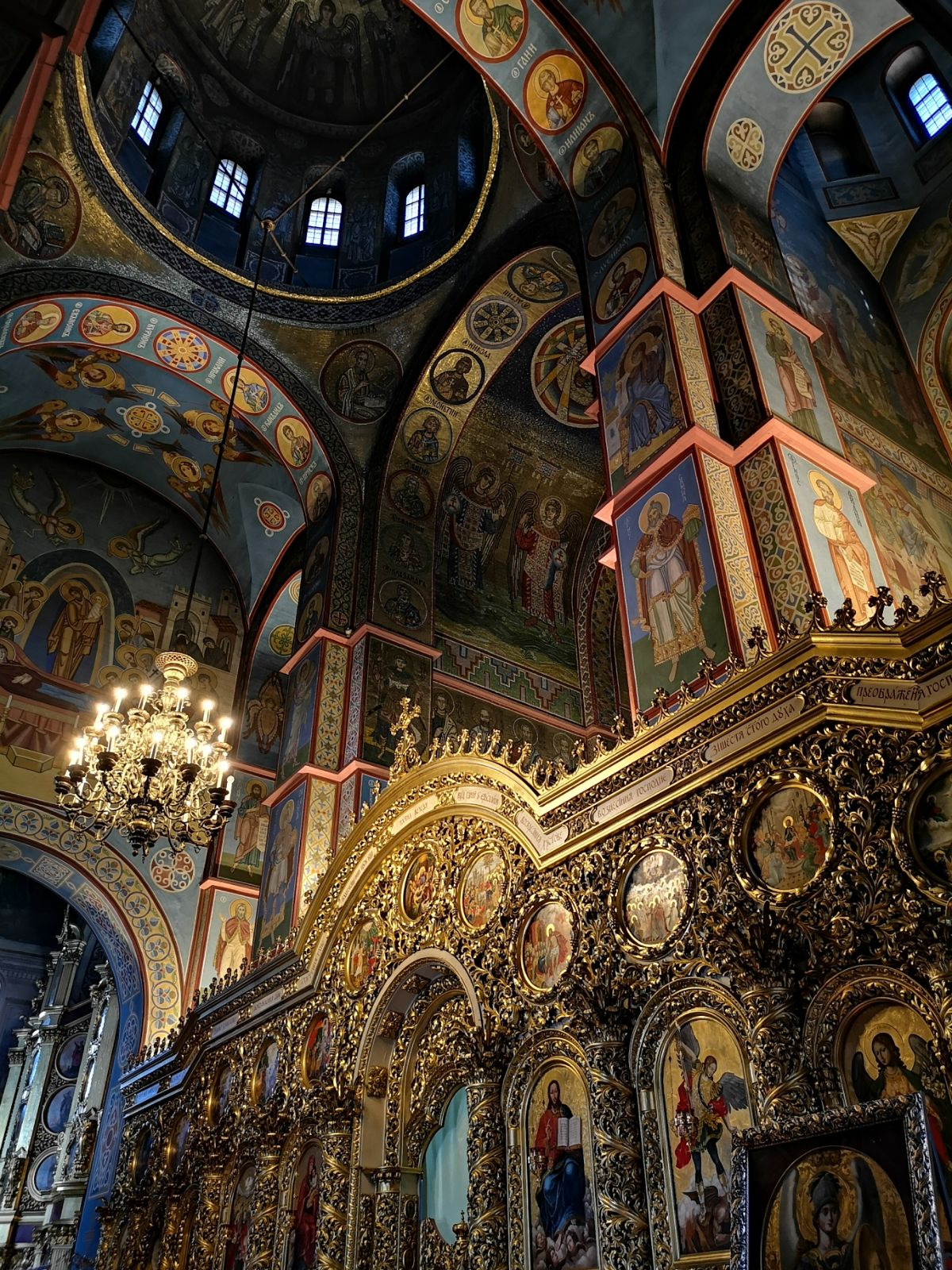 Monaster św. Michała Archanioła o Złotych Kopułach 2