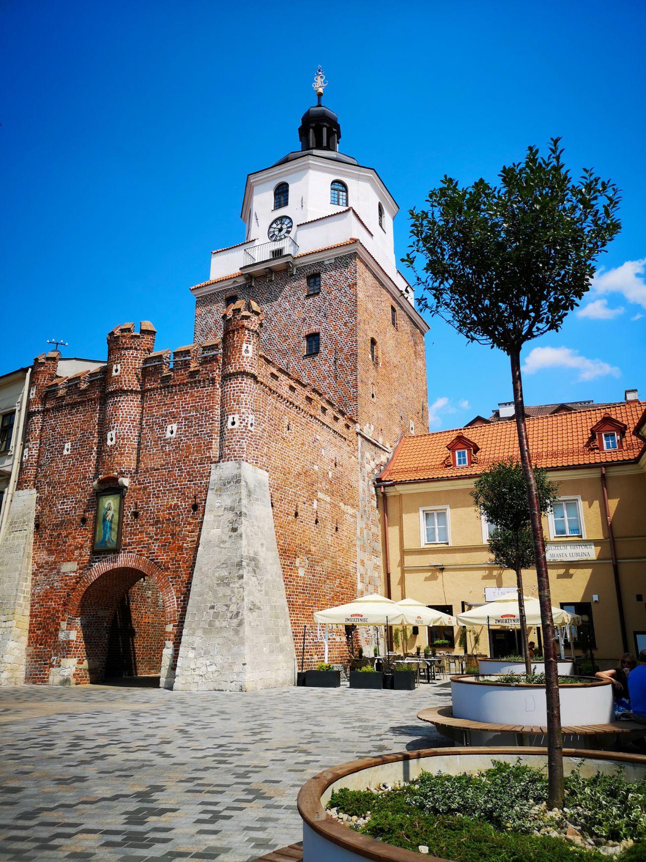 Brama Krakowska i Muzeum Historii Miasta Lublina lublin weekend zwiedzenie co zobaczyć