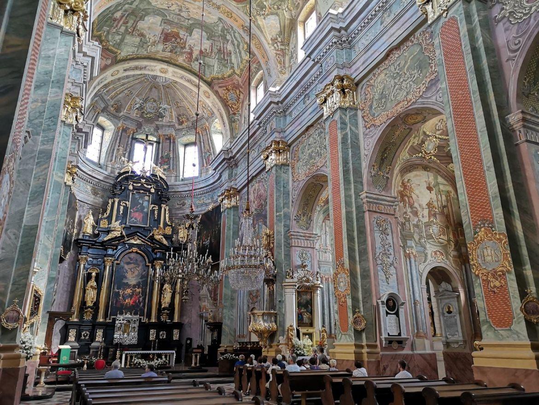 archikatedra lubelska zwiedzanie lublina w weekend