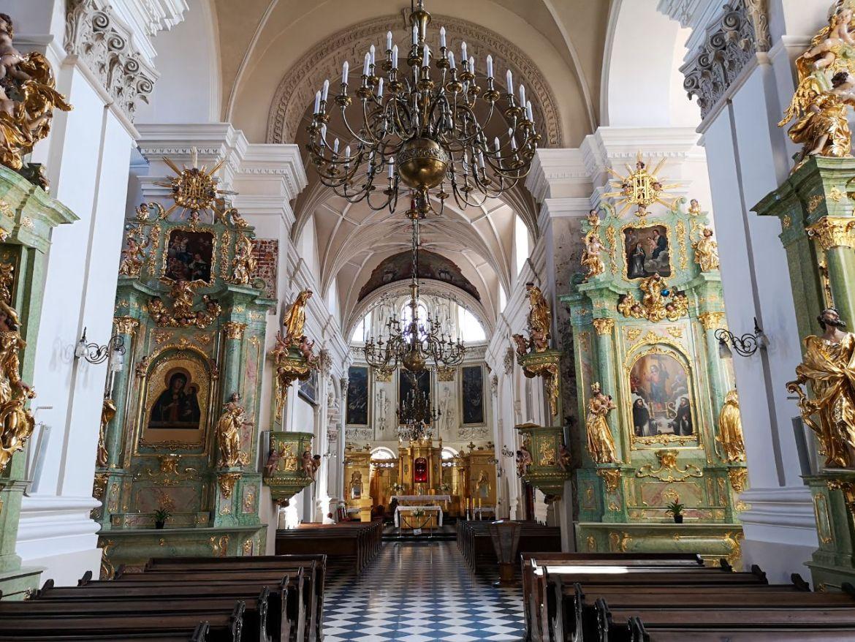 bazylika dominikańska lublin