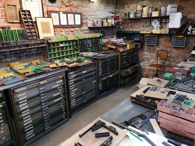 dom słów izba drukarstwa lublin