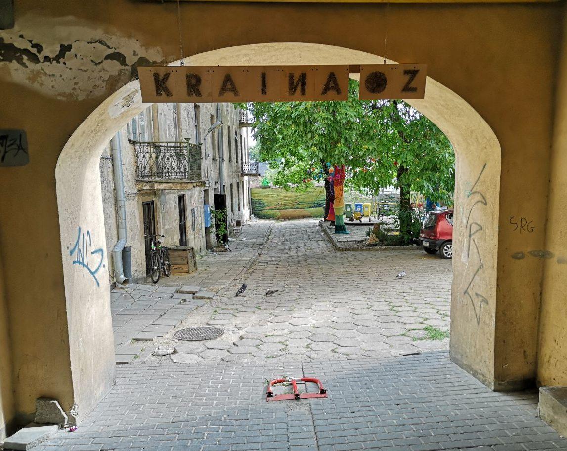 kraina oz dom słów brama nn lublin zwiedzanie weekend