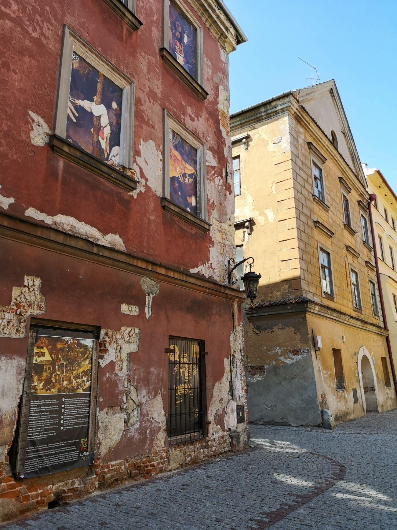 lublin ulica starego miasta