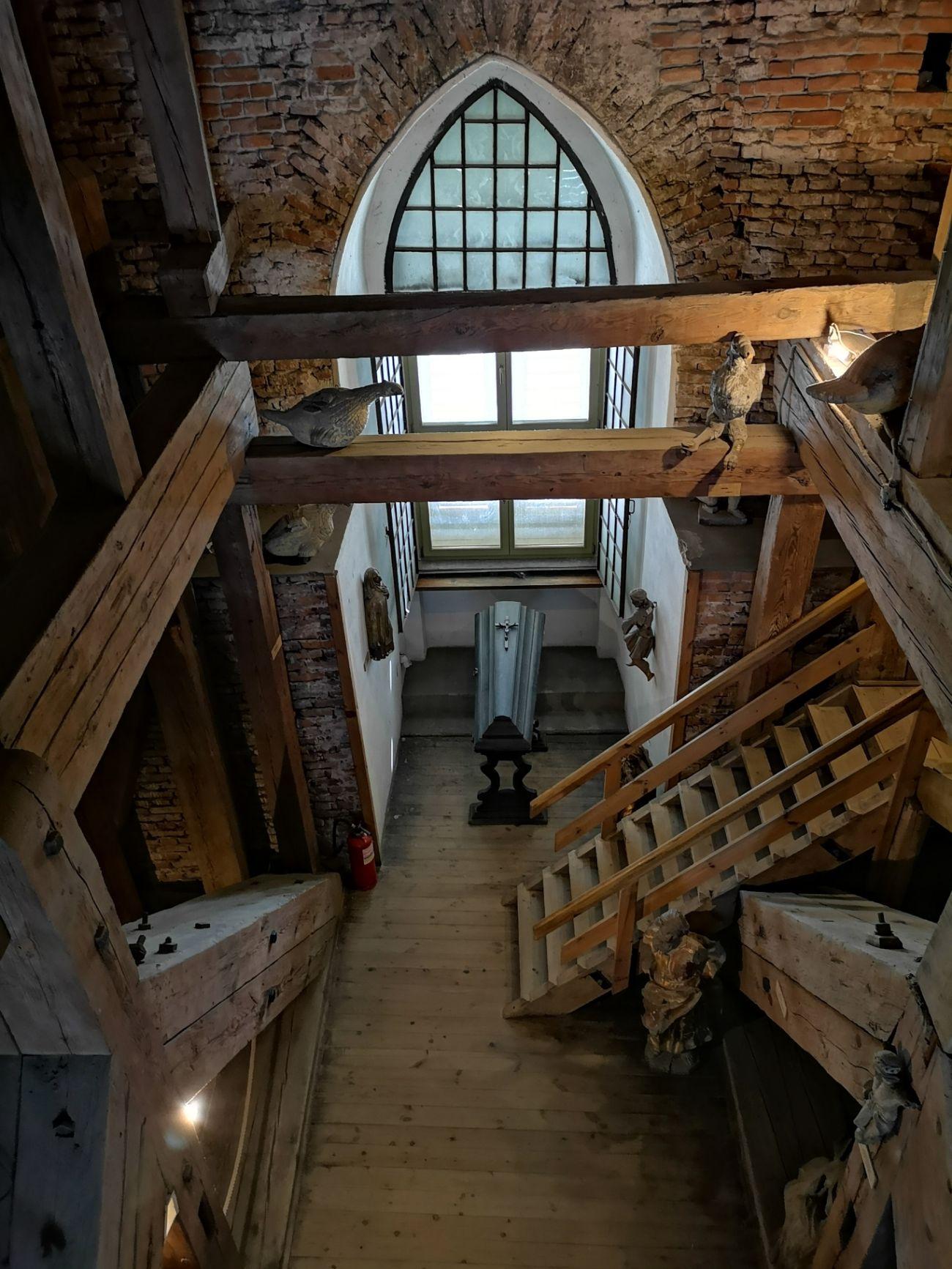 muzeum archidiecezjalne wieża trynitarska lublin co zwiedzić co zobaczyć w weekend