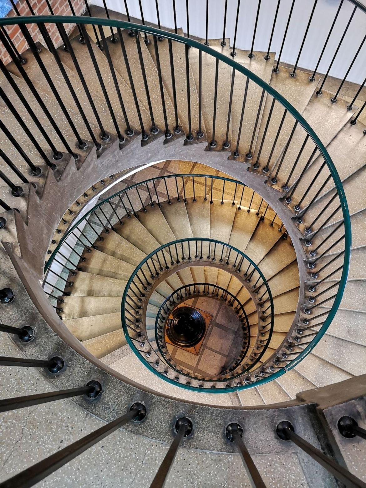 schody muzeum historii miasta lubina brama krakowska