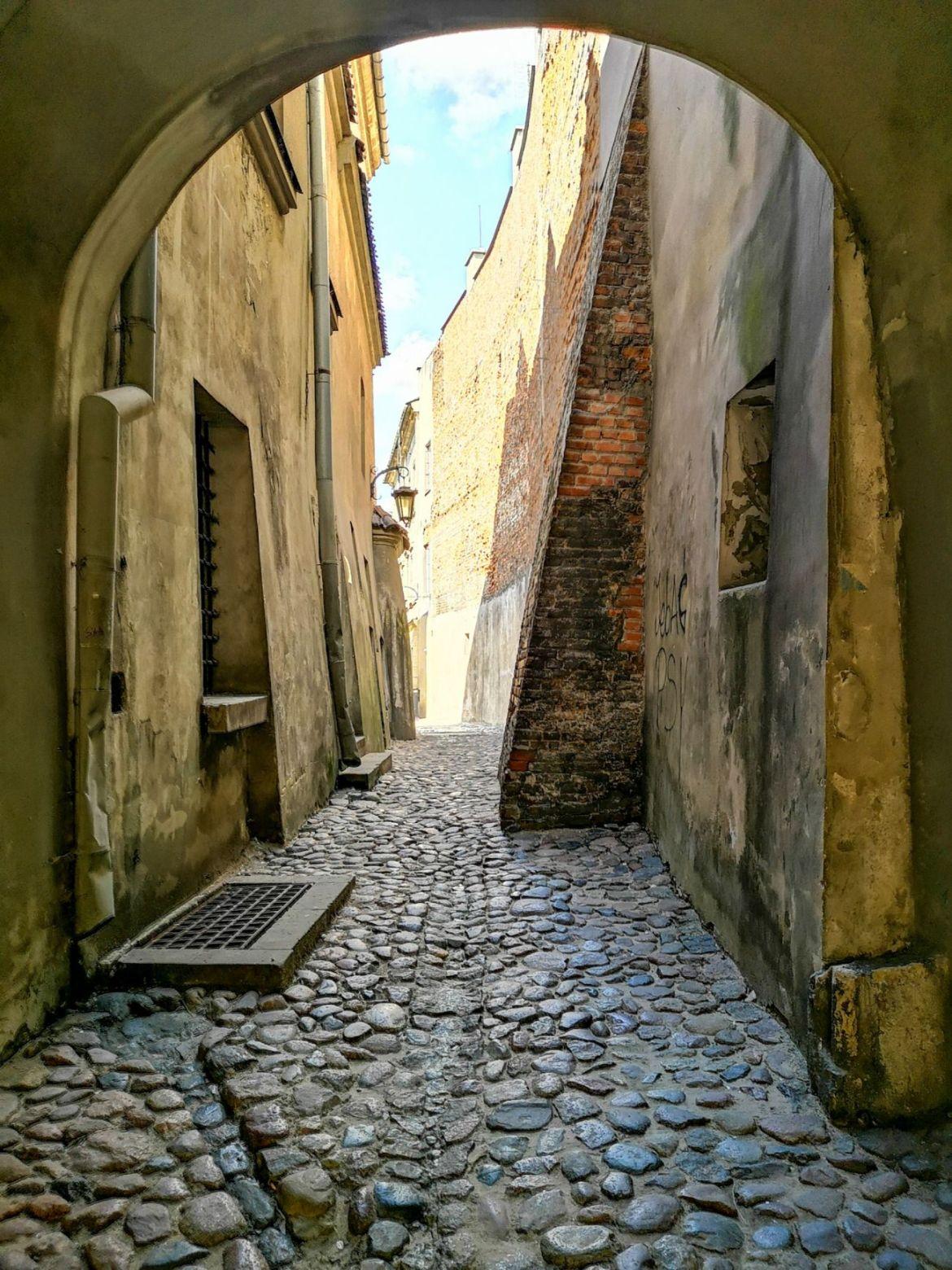 ulica ku farze stare miasto lublin co zwiedzić w weekend