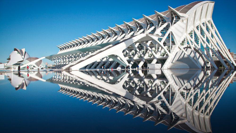 Museo de las Ciencias Príncipe Felipe walencja hiszpania co zwiedzić i zobaczyć