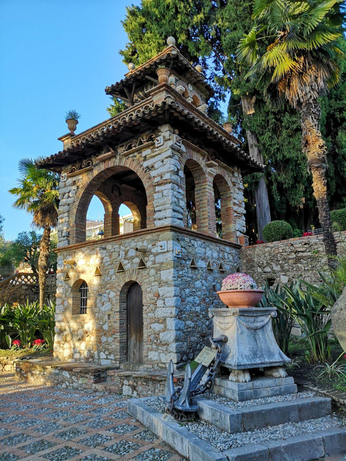 Villa Comunale Di Taorminaco zobaczyć blog