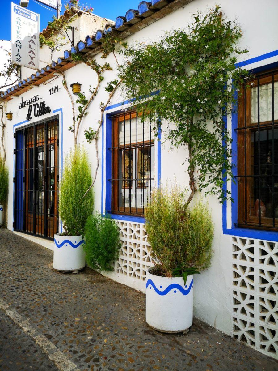 altea uliczki costa blanca hiszpania zwiedzanie co zobaczyć
