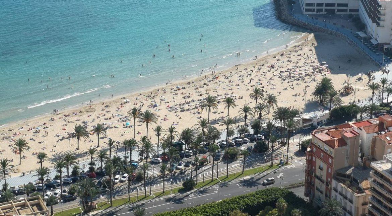 plaża katania costa blanca