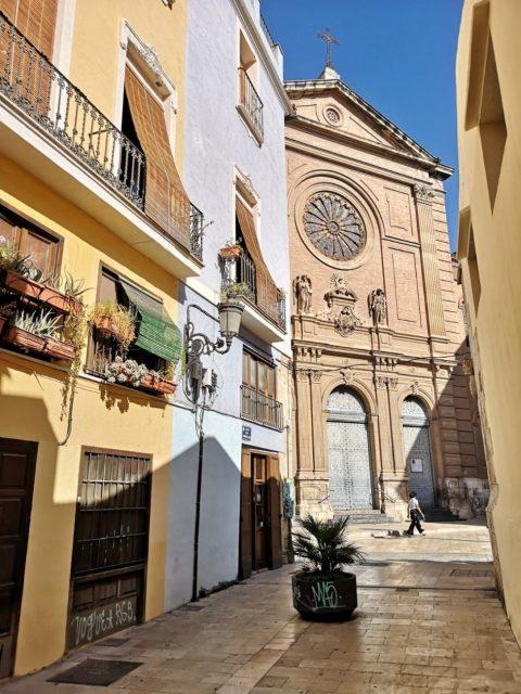 ulice walencji zwiedzanie hiszpania co zobaczyć costa blanca blog