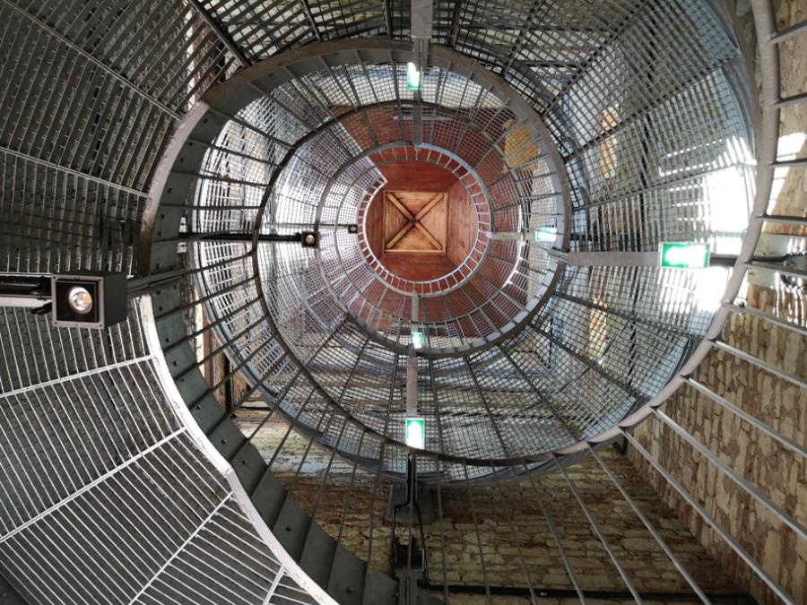 podzamcze wieża widokowa lubelskie