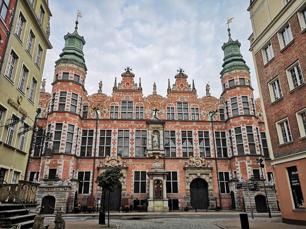 Ulica Długa Gdańsk co zobaczyć w weekend zwiedzanie blog