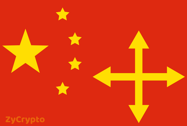 Chinese Government could be opposing their Giant Strides in Blockchain