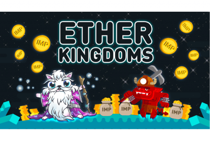 Ether Kingdoms Launch Second Round of Airdrop as Beta Testing Gets Completed