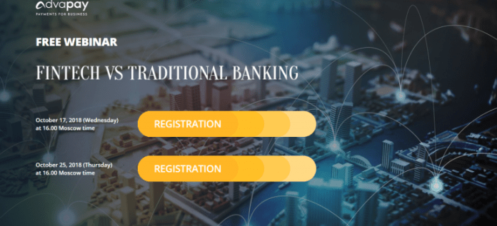 International webinar Fintech vs Traditional Banking
