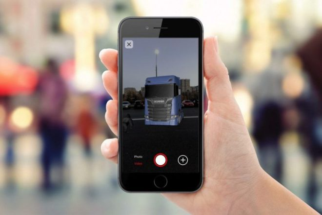 Unilever, Scania and Campari enter Augmented reality and help ARROUND hit its Soft Cap!
