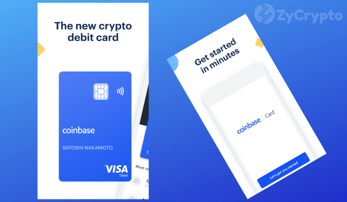 Coinbase Collaborates with Visa to Launch own Debit Card in UK