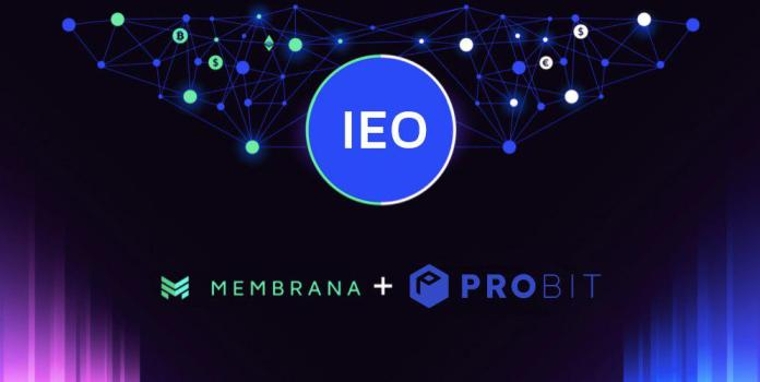 ProBit Exchange announces April 15 Membrana IEO