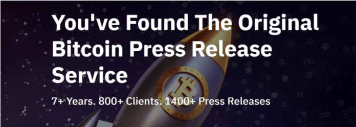 Bitcoin PR Buzz Offers Guaranteed Content Placement on Industry-Leading Publications With $1k Discount