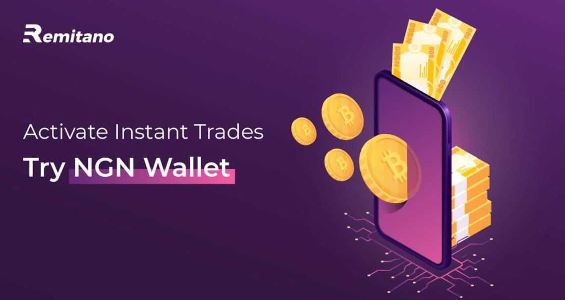Remitano Adds Nigerian Naira Wallet with Instant Trade Feature