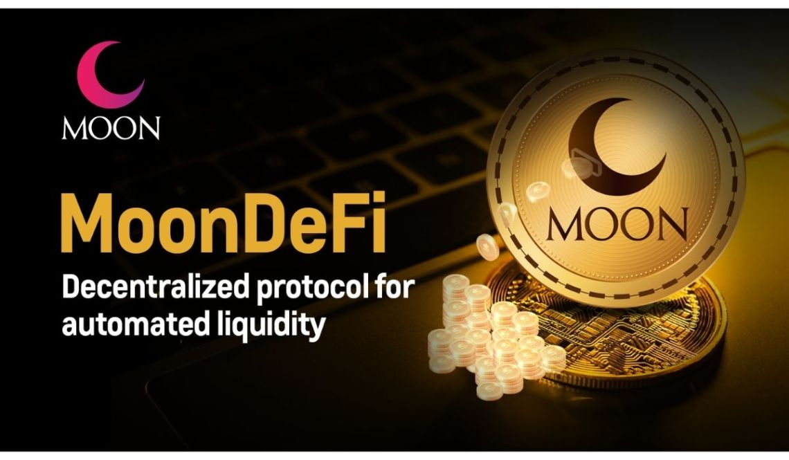 What is MoonDeFi: The Decentralized Protocol for Automated Liquidity