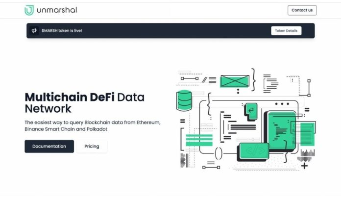 Unmarshal's Releases GraphQL API For Pin-Point Accuracy In The On-Chain Data Query