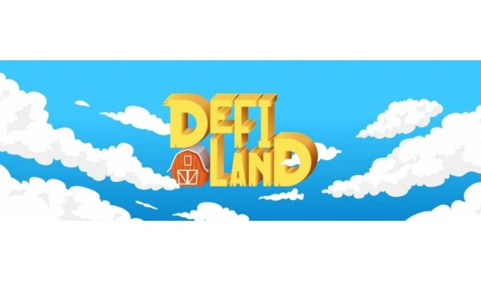 DeFi Land Successfully Completes Its First Round Of Investment Valued At $4.1M