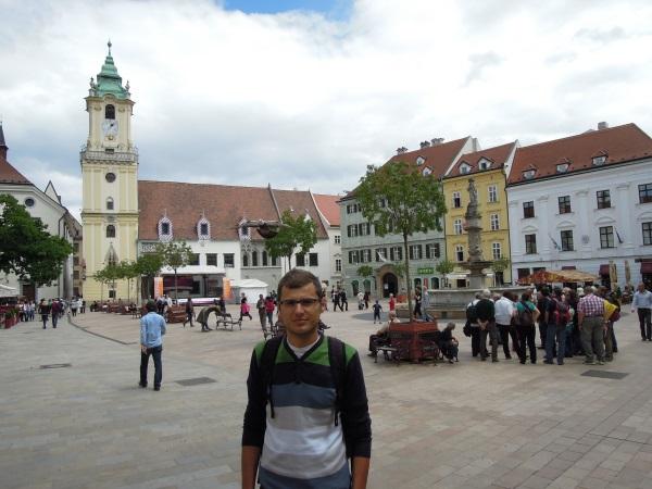 Bratysława rynek