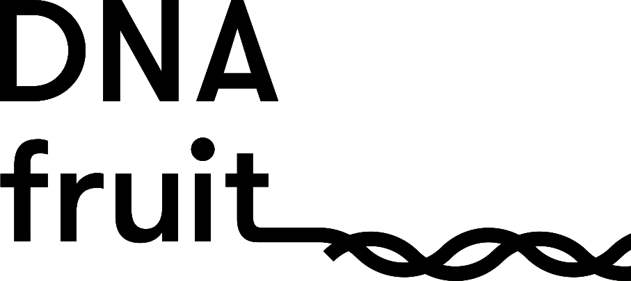 DNAfruit Management Logo Schwarz