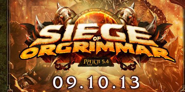 Siege of Orgrimmar