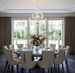Adorable Family Dining Room Decorating Ideas 20