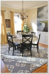 Adorable Family Dining Room Decorating Ideas 22